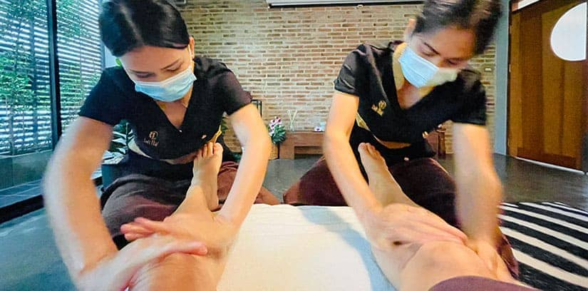 Foot Massage Bangkok - Spa & Thai Massage