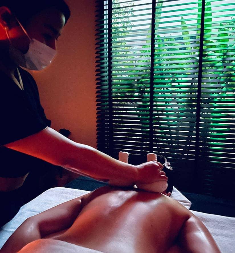 Best Oil Massage