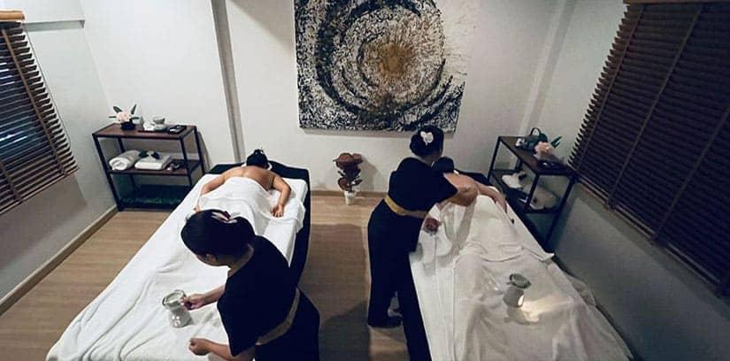 Aromatherapy Massage - Spa & Thai Massage