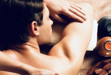 Thai massage for men